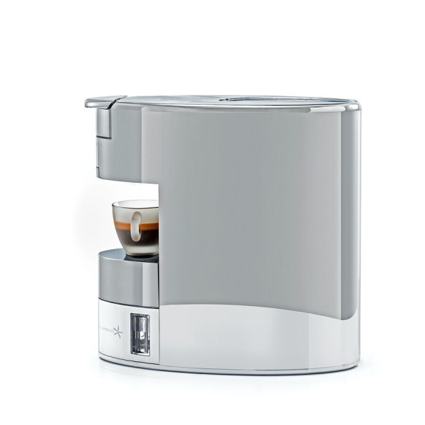 X9 iperEspresso Machine – Chrome 360