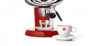 X7.1 iperEspresso Machine – Red