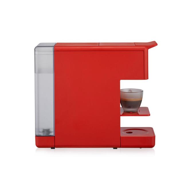 Y3.2 iperEspresso Espresso & Coffee Machine - Red 360