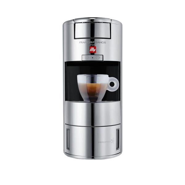 X9 iperEspresso Machine Chrome