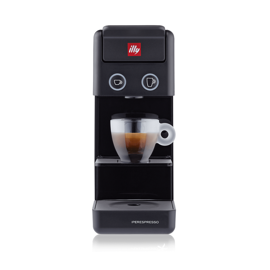 Y3.2 iperEspresso Espresso & Coffee Machine - Black