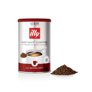 illy Instant Coffee Arabica Intenso