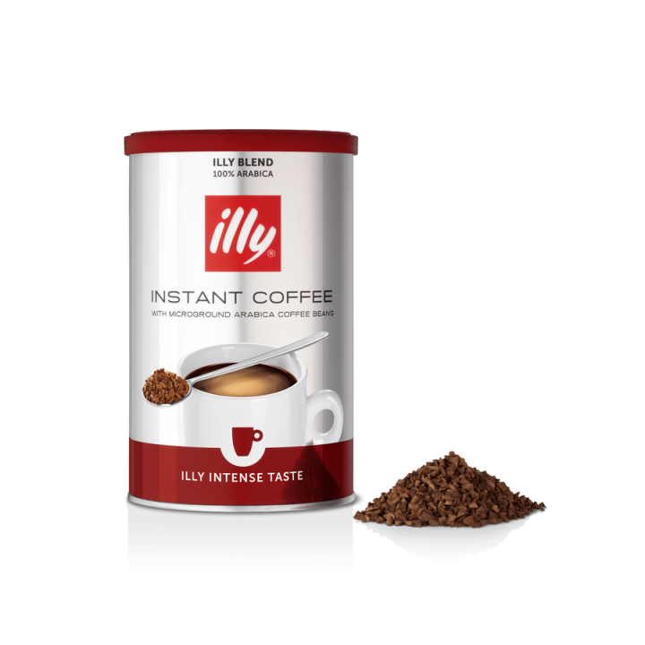 illy Malaysia Instant Coffee 100% Arabica Intenso Bold Roast Flavout