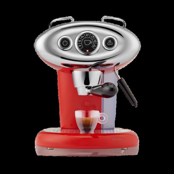 X7.1 iperEspresso Machine - Red