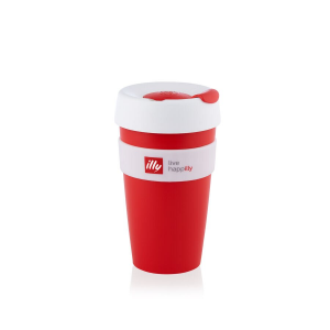 Live HAPPilly KeepCup - Red