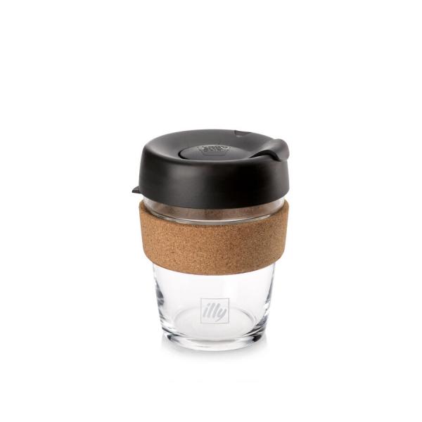 illy KeepCup Travel Mug - Glass 12oz