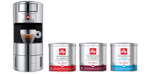 illy X9 Business Subscription