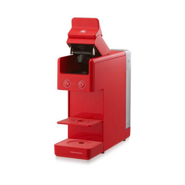illy Y3.3 iperEspresso Machine Red 3