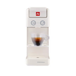 illy Y3.3 iperEspresso Machine White