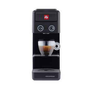 illy Y3.3 iperEspresso Machine Black