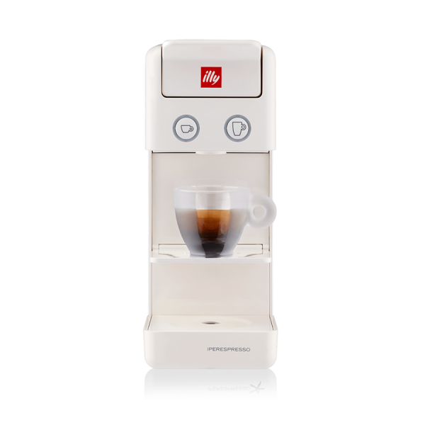 Y3.2 iperEspresso Espresso & Coffee Machine - White