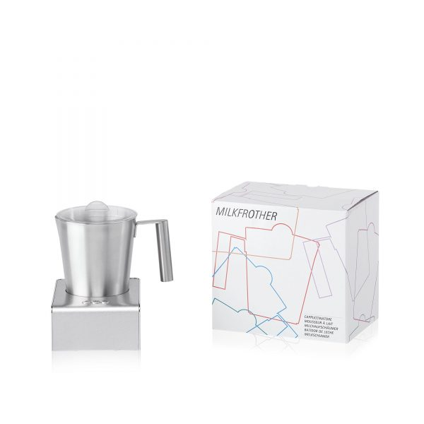 illy milk frother Malaysia - hot cold froth milk and chocolate