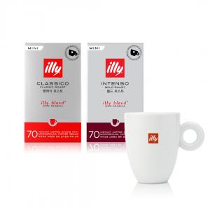 Regular Instant Coffee Sticks Mug Bundle illy Malaysia