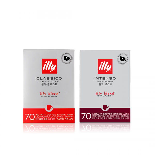 illy Malaysia Instant Coffee Subscription - Instant coffee delivered direct to your door on a schedule decided by you