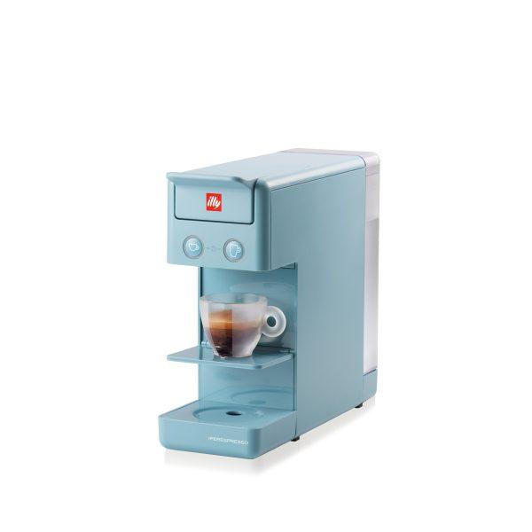 illy Malaysia Y3.3 Amalfi Blue iperespresso Italian coffee machine illy espresso cup