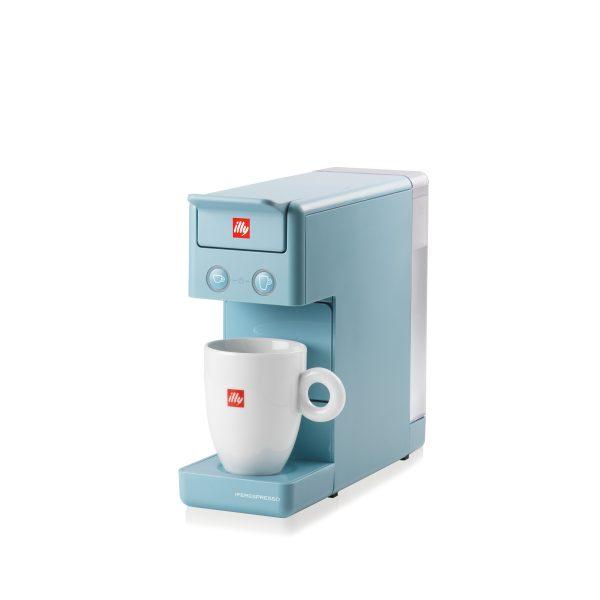 illy Malaysia Y3.3 Amalfi Blue iperespresso Italian coffee machine illy mug